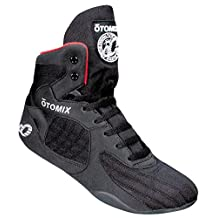 Otomix Stingray Boot (Black/Red) 9 1 packs