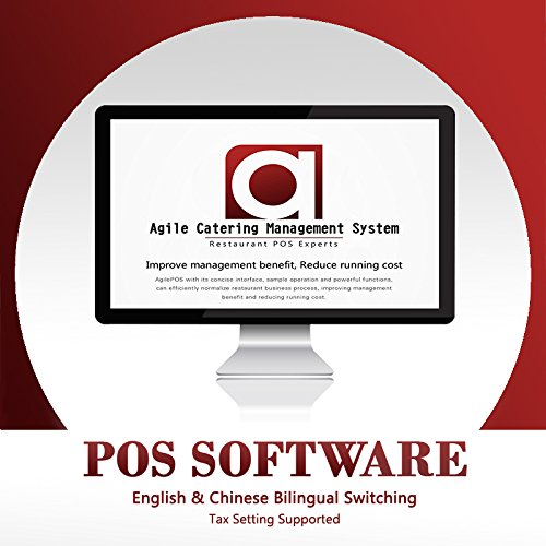 POS Software - Agile POS Software for Restaurant, Coffee Shop, Bar, Western Food, Seafood, Fast Food, Hotpot, Sushi Bar, Chinese Food, Tea House, Dessert (Software Restaurant compare prices)