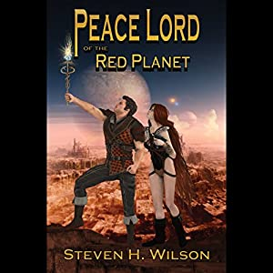 Peace Lord of the Red Planet Audiobook