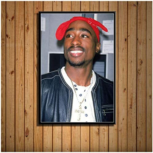 Silk Poster 2pac Tupac Shakur Outlaw Rap Music Rapper Singer B-1639