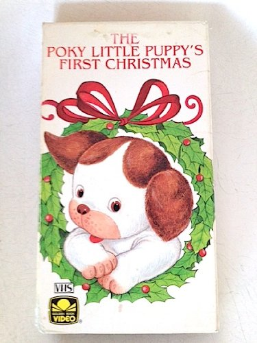 Amazon.com: The Poky Little Puppy's First Christmas [VHS]: Grace ...