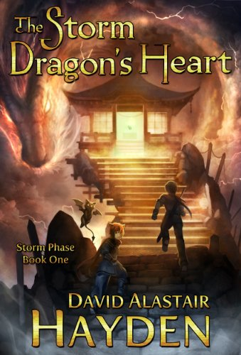The Storm Dragons Heart (Storm Phase Book 1)