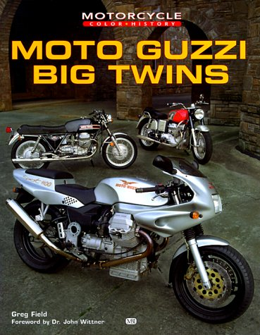Moto Guzzi Big Twins (Motorcycle Color History)
