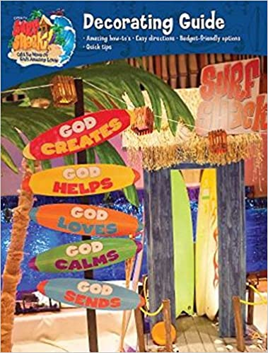 Vacation Bible School Vbs 2016 Surf Shack Decorating Guide Catch
