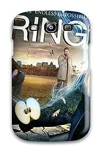 High Grade Alicarty Flexible Tpu Case For Galaxy S3 - Fringe Season 2