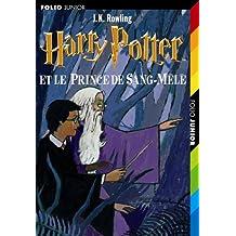 HARRY POTTER T06 : ET LE PRINCE DE SANG-MÊLÉ