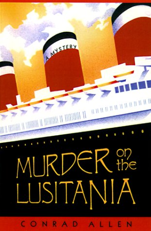 book cover of Murder on the Lusitania