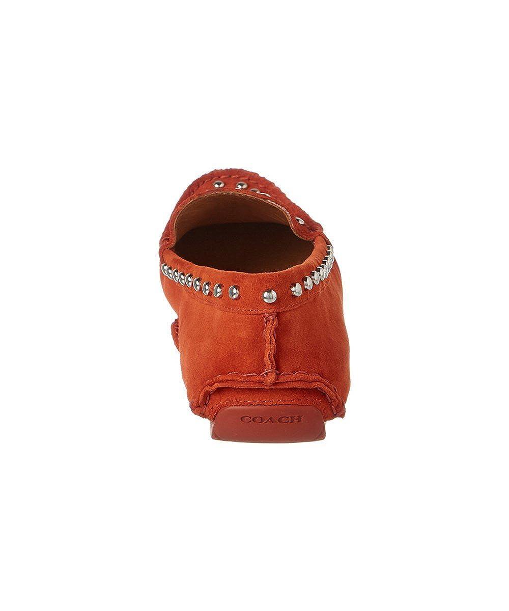 1c711f55920 Coach Arlene Studded Womens Loafers   Slipons Chalk 5 US   3 UK US   Amazon.co.uk  Shoes   Bags