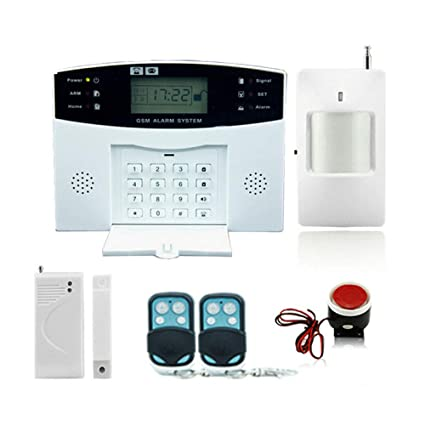 Sky God Alarma Inteligente Tienda Wireless Anti-Robo Alarma ...