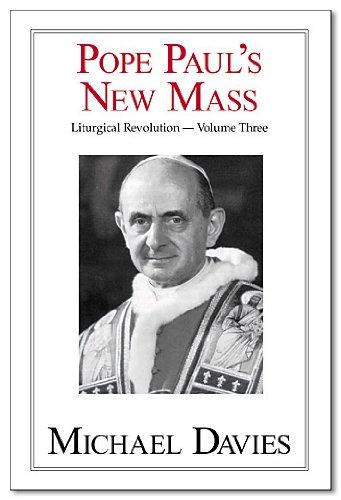 Pope Paul's New Mass
