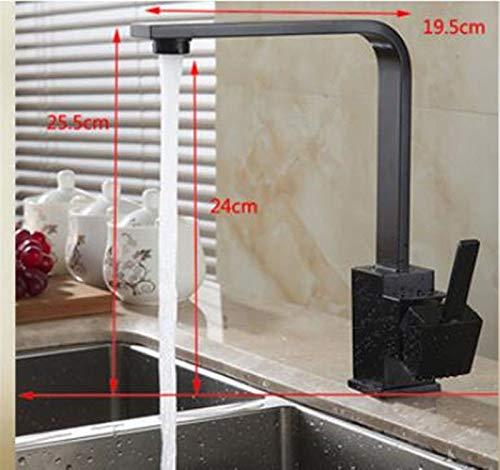 AGECC Beste Wahl Duschbad Set Die Küche Waschbecken Waschbecken Wasserhahn Schwarz Schwarz Bronze Kupfer Wasserhahn