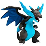 Image of Mega Charizard Plush 10'' - Large Size Plushie Toy 10 Inch Tall PRIME by CRE