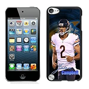 NFL Chicago Bears iPod Touch 5 Case YMH90053 NFL Clear Phone Case Cover Generic