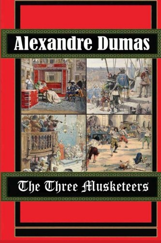The Three Musketeers ebook