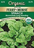 Search : Ferry-Morse Organic Spinach, Bloomsdale Long Standing Seeds