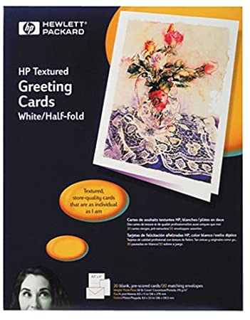Hp textured greeting cards greeting card paperenvelopes 115 hp textured greeting cards greeting card paperenvelopes 115 mil white m4hsunfo