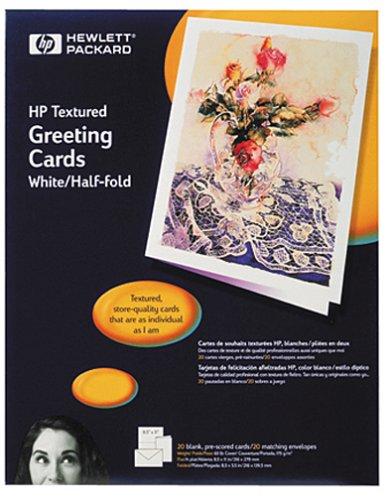Amazon hp c7019a greeting cards white half fold 85in x hp c7019a greeting cards white half fold 85in x 11in m4hsunfo