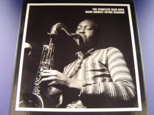 The Complete Blue Note Hank Mobley Fifties Sessions [Mosaic 181] 6 CD Box by Mosaic