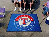 Tailgater Floor Mat - Texas Rangers