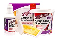 Carpet Dry Cleaning Kit