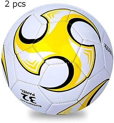 Wagsiyi-os Kids Toys Soccer 2 Unids Chicas Niños Pelota de Fútbol ...
