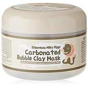 Elizavecca, Milky Piggy Carbonated Bubble Clay Mask, 100 g