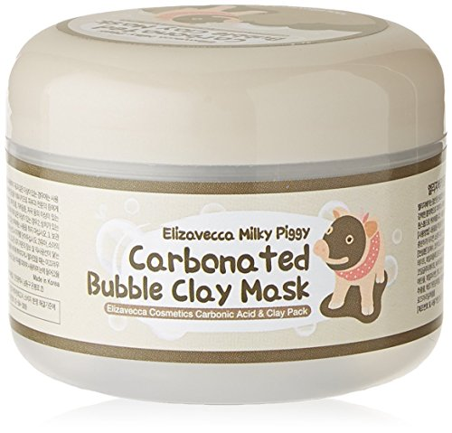 Elizavecca-Milky-Piggy-Carbonated-Bubble-Clay-Mask-100-g