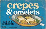 Crepes and Omelets, Coleen Simmons, 091195435X