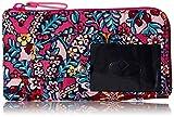 Vera Bradley Iconic RFID Ultimate Card Case, Signature Cotton, Kaleidoscope