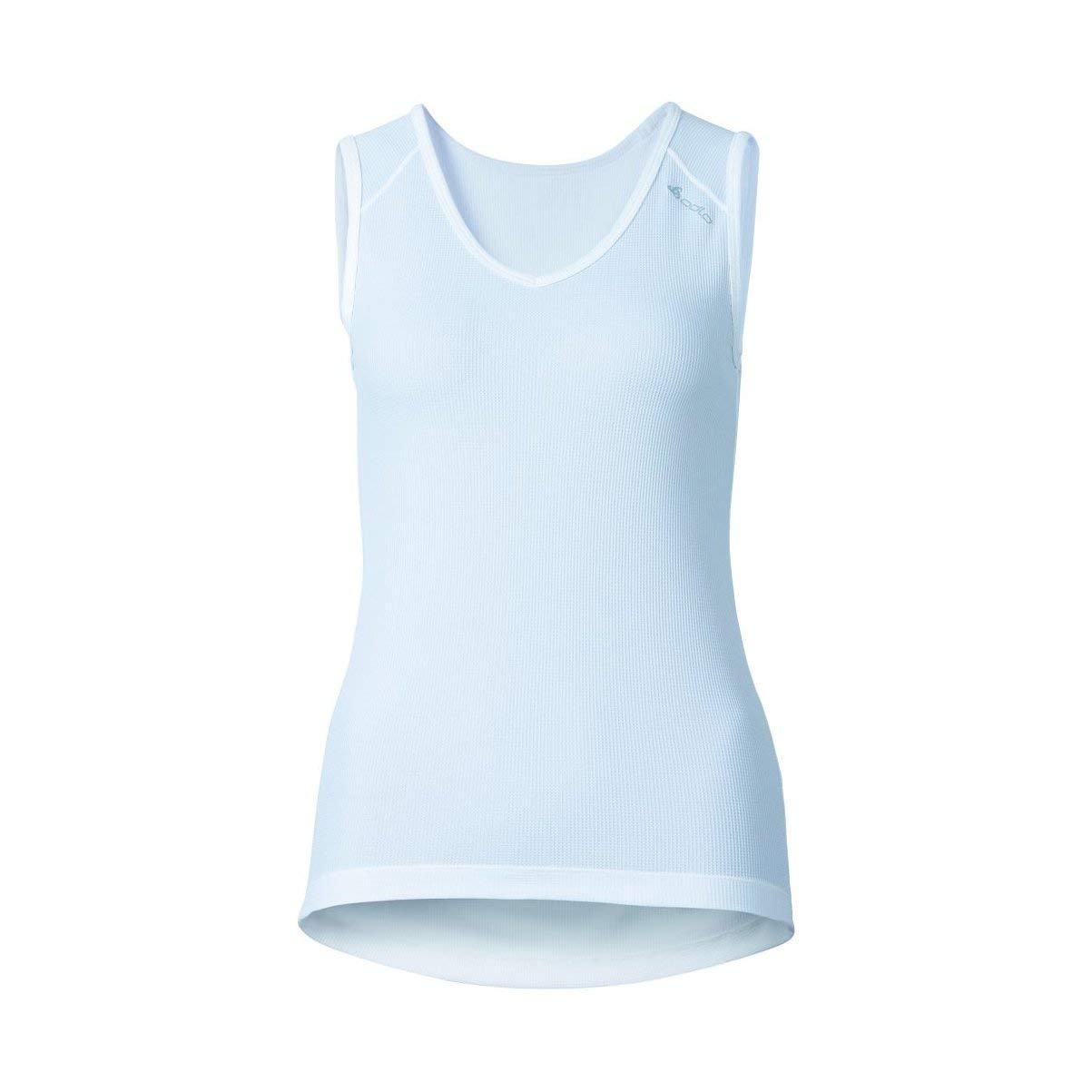 TALLA XX-Small. OdloCubic -Camiseta para Mujer, Cuello de Pico, Camiseta Interior