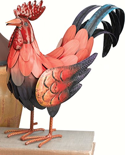 Red Rooster Small By Regal Art & Gift 14.25