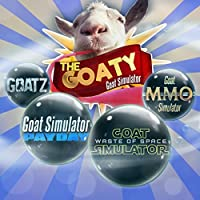 Goat Simulator: The Goaty - PS4 [Digital Code]
