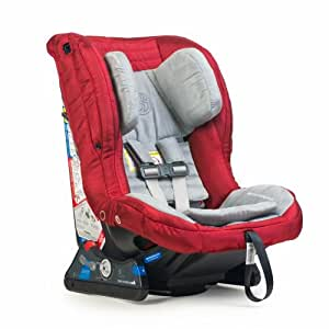 Orbit Baby Toddler Convertible Car Seat G2, Ruby (Discontinued by Manufacturer) (Discontinued by Manufacturer)