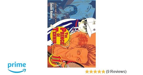 The Prince Of Tennis Vol 11 V 11 Takeshi Konomi 9781421502014