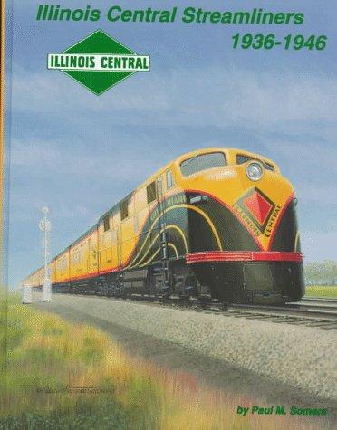 illinois central railroad books - 7