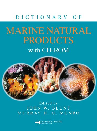 Dictionary of Marine Natural Products with CD-ROM Pdf