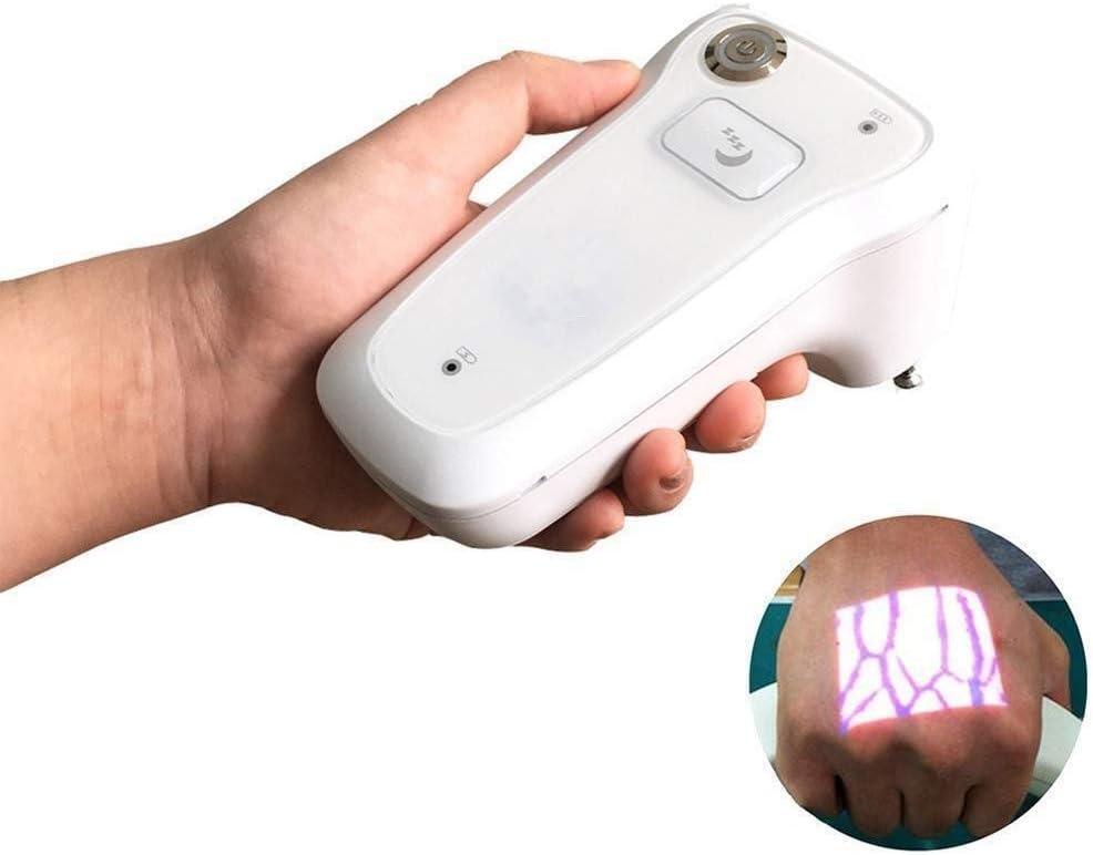 医師看護師のために静脈のためにIV瀉血イルミネーション可視ライトの静脈ファインダービューアハンドヘルドネーター