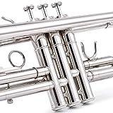Eastar ETR-380N Trumpet Standard Bb Nickel