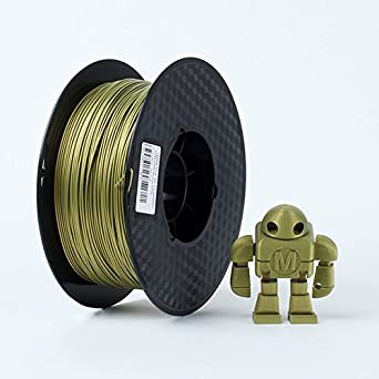 1758 Metal 3d filamento 1 kg oro, Aluminio, bronce color 1,75 mm ...