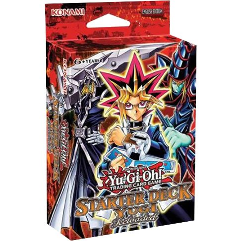 Sealed Starter Deck - Konami Yu-Gi-Oh Starter Deck Yugi Reloaded Sealed