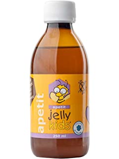 Jelly Kids Apetit J.Real (Sabor Fresa) 250 ml de Eladiet