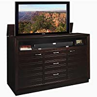 TV Lift Cabinet AT006313 Concord TV Lift Cabinet (Espresso)