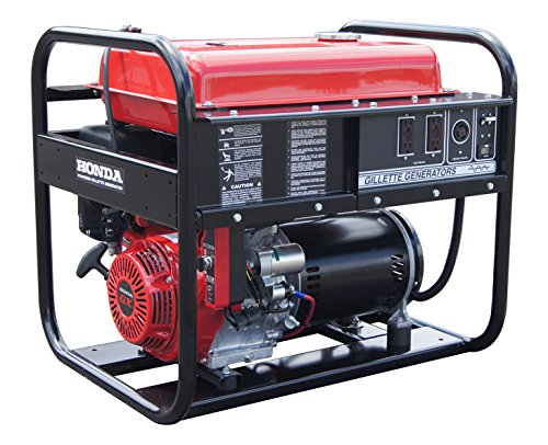 Gillette Generators GPE-55EH  Gen-Pro Gasoline, Brushless...