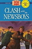 img - for Clash With the Newsboys book / textbook / text book