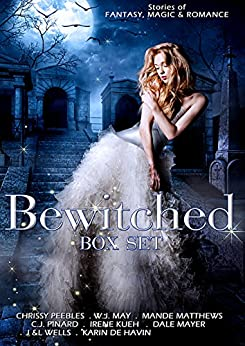 BEWITCHED Box Set:  Paranormal stories including Angels, Alphas, Ghosts, Greek gods, Succubae, Vampires, Werewolves, Witches, Magic, Genies, Vampires, Fae, Werewolves, And More! by [Matthews, Mande, Pinard, C.J., Kueh, Irene, De Havin, Karin, Mayer, Dale, Peebles, Chrissy, Wells, J, Wells, L, May, W.J.]