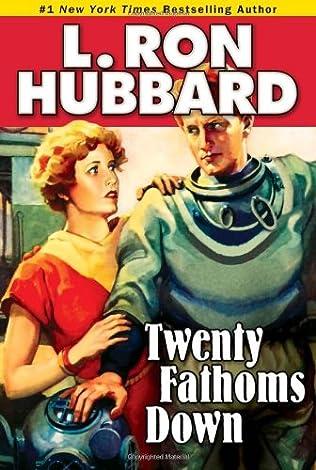 book cover of Twenty Fathoms Down