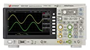 Keysight Technologies DSOX1102G Oscilloscope: 70 MHz, 2 Analog Channels (with built-in wavegen and frequency response analysis)