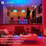 C by GE Full Color Direct Connect LED Strip Lights (80-inch Smart LED Strip Light + Power Supply), Bluetooth/Wi-Fi LED… 12