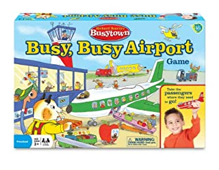 Wonder Forge Richard Scarry Airport Game (B004S2M414)   Amazon Products