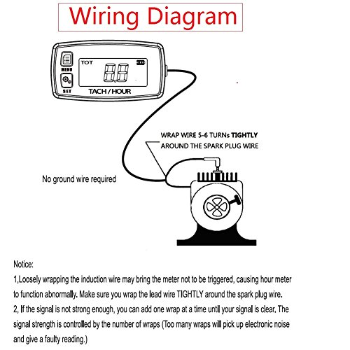 Boat Hour Meter Wiring Diagram - Wiring Diagrams Dock